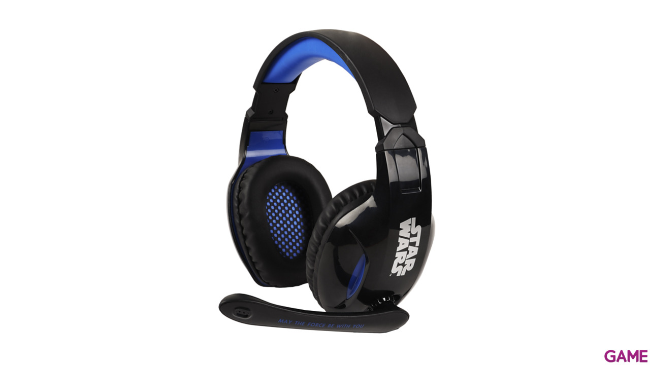 Auriculares Star Wars PS4