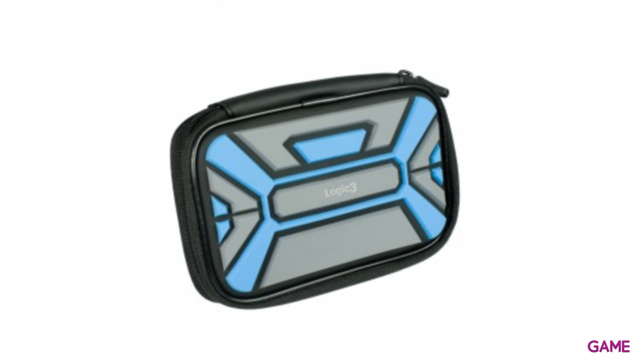 Funda de Transporte Logic 3 Grey-Blue