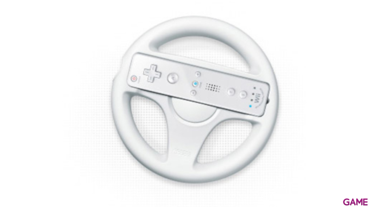 Volante WIIU-WII Wiimote Nintendo
