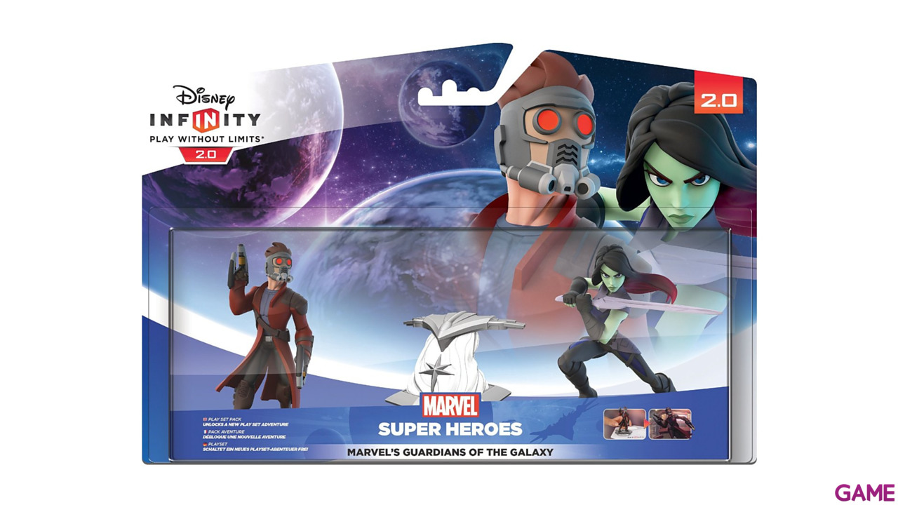 Disney Infinity 2.0 Marvel's Guardians Galaxy