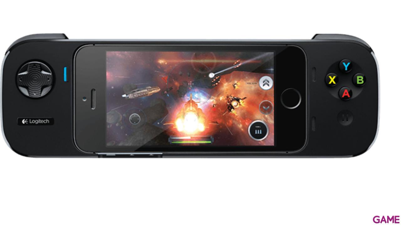 Controller Logitech Powershell para iPhone 5