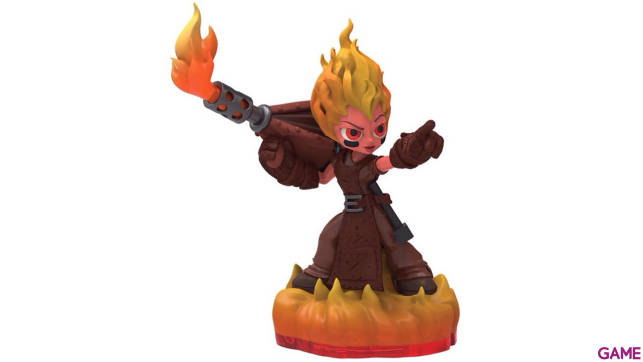 Figura Skylanders Trap Team: Torch