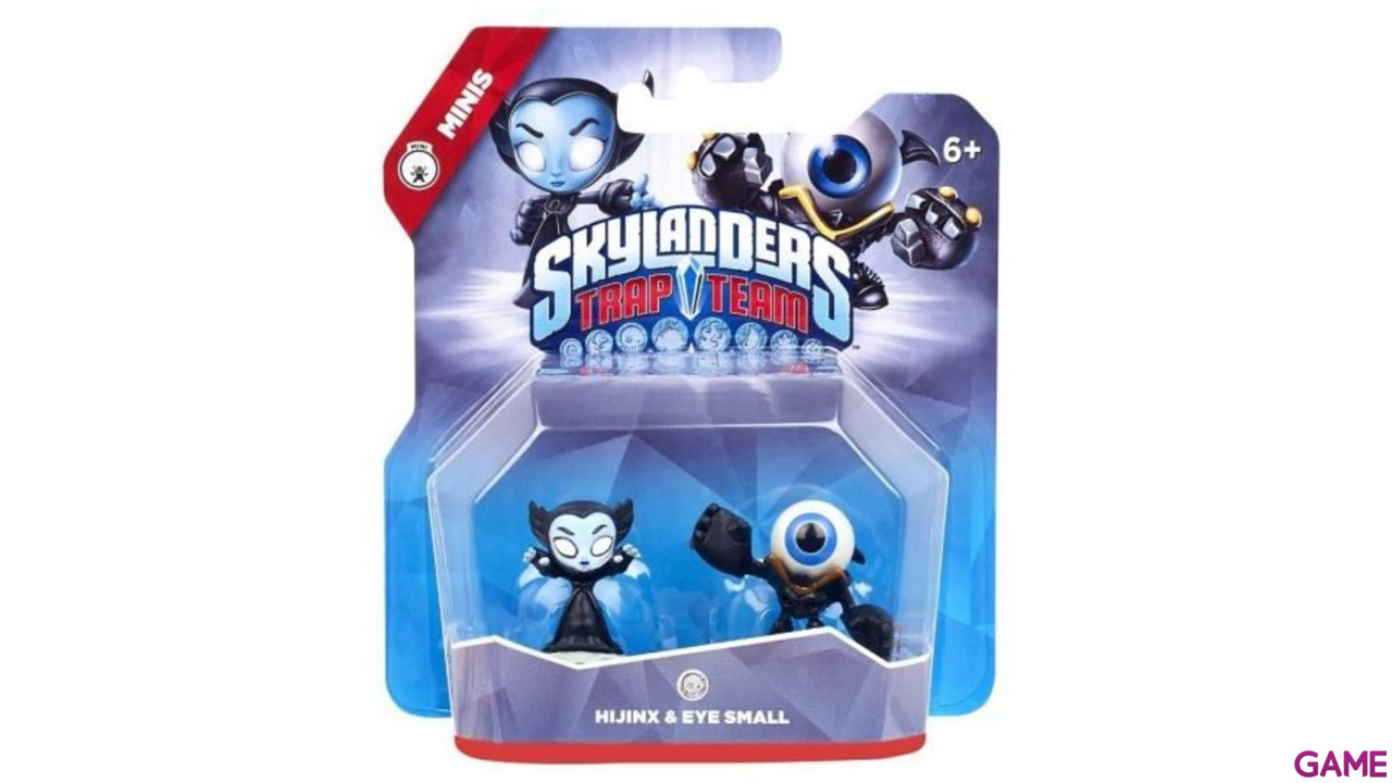 Figura Skylanders Trap Team Minis: Hijinx-Eyeball