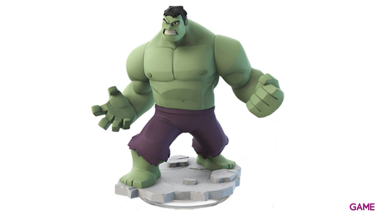 Disney Infinity 2.0 Figura Hulk
