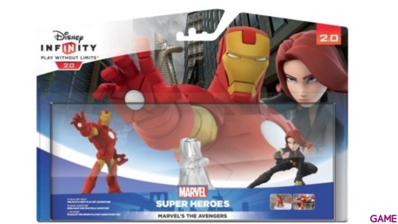 Disney Infinity 2.0 PlaySet Marvel Vengador