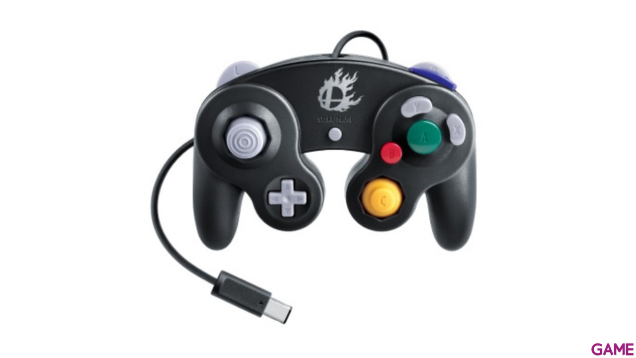Mando GameCube Nintendo Super Smash Bros Edition