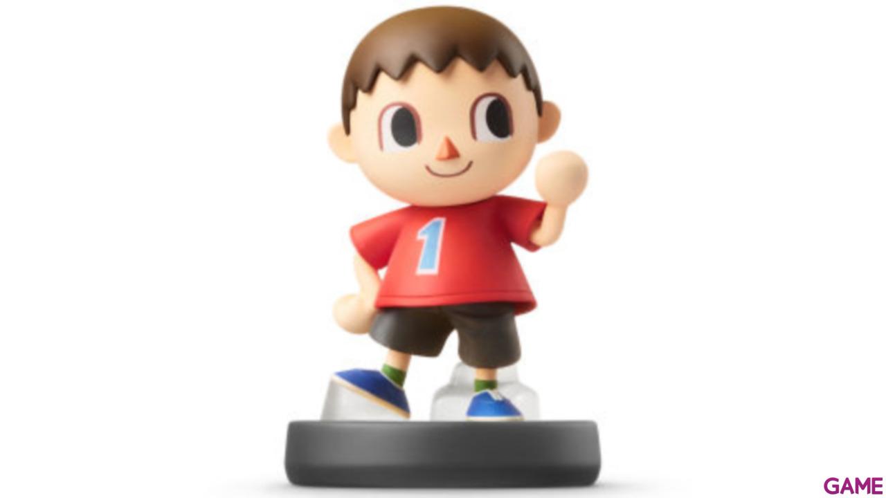 Figura Amiibo Smash Aldeano