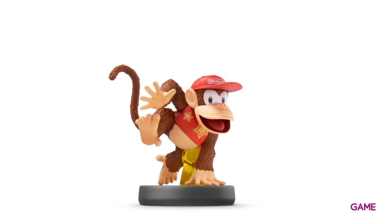 Figura Amiibo Smash Diddy Kong
