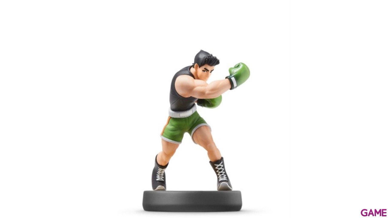 Figura Amiibo Smash Little Mac