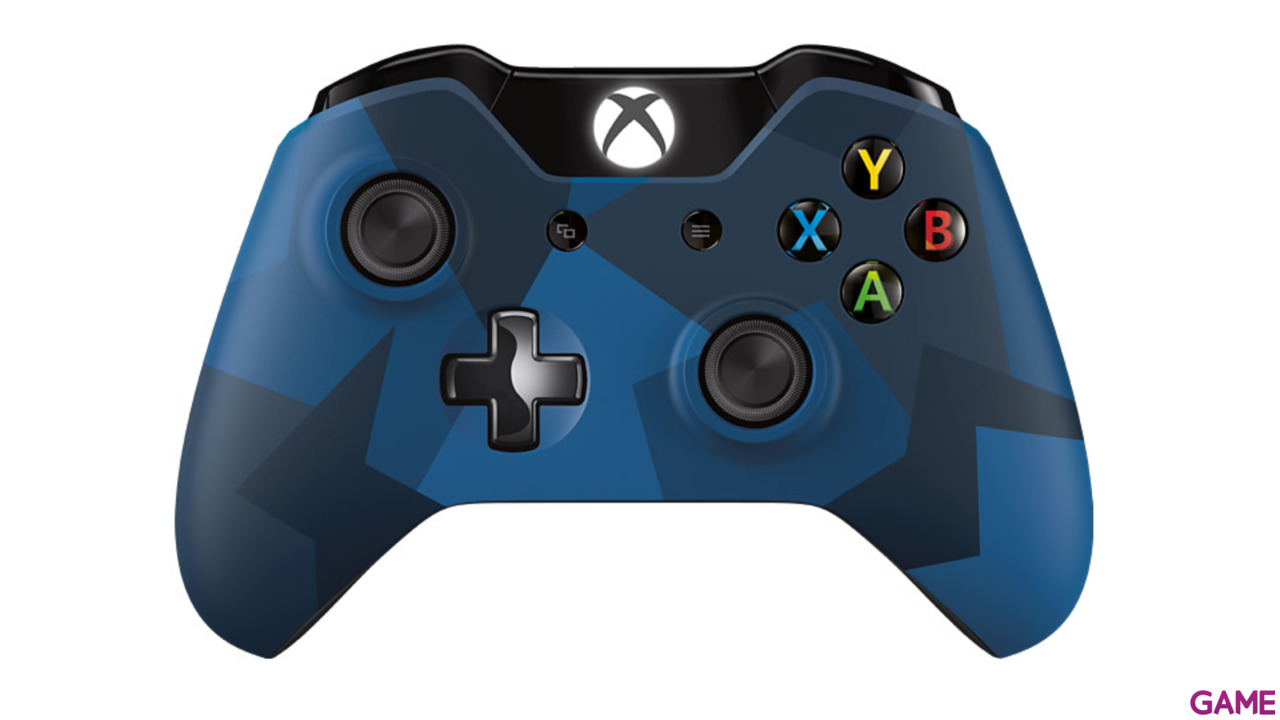 Controller Inalambrico Microsoft Midnigth Forces