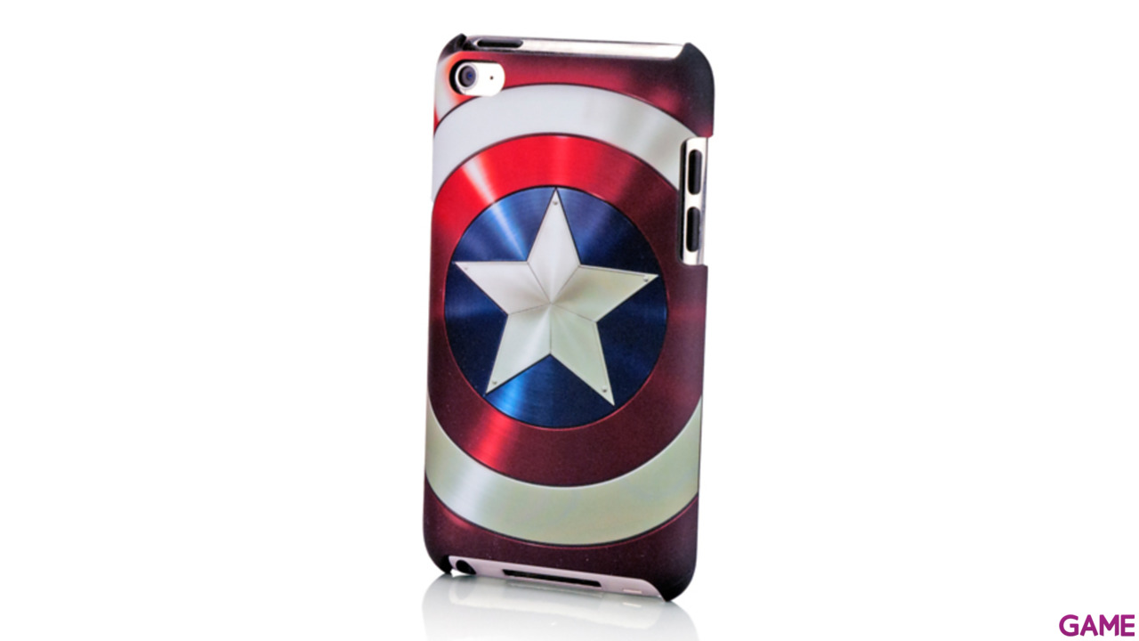 Carcasa iPod 4 Capitan America