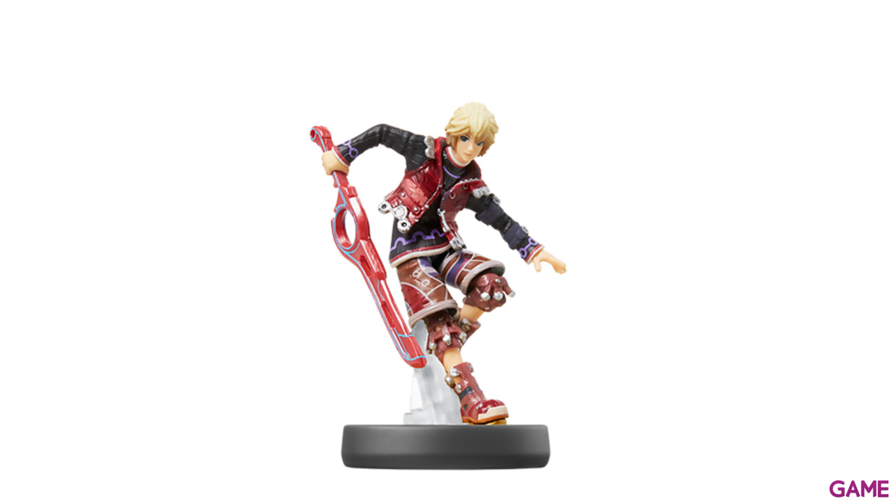 Figura Amiibo Smash  Shulk