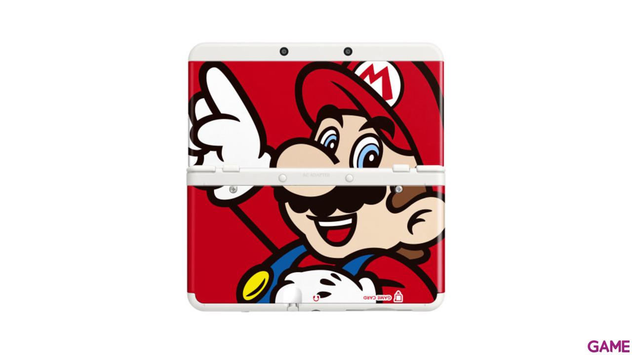 New 3DS Carcasa: Mario