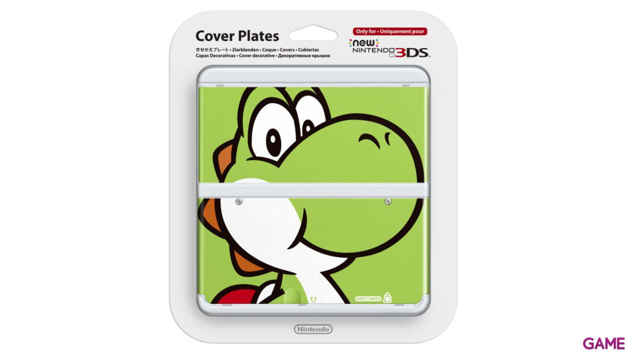 New 3DS Carcasa: Yoshi