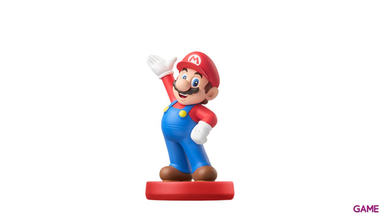 Figura Amiibo Mario - Coleccion Super Mario