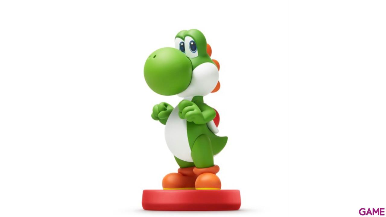 Figura Amiibo Yoshi - Coleccion Super Mario