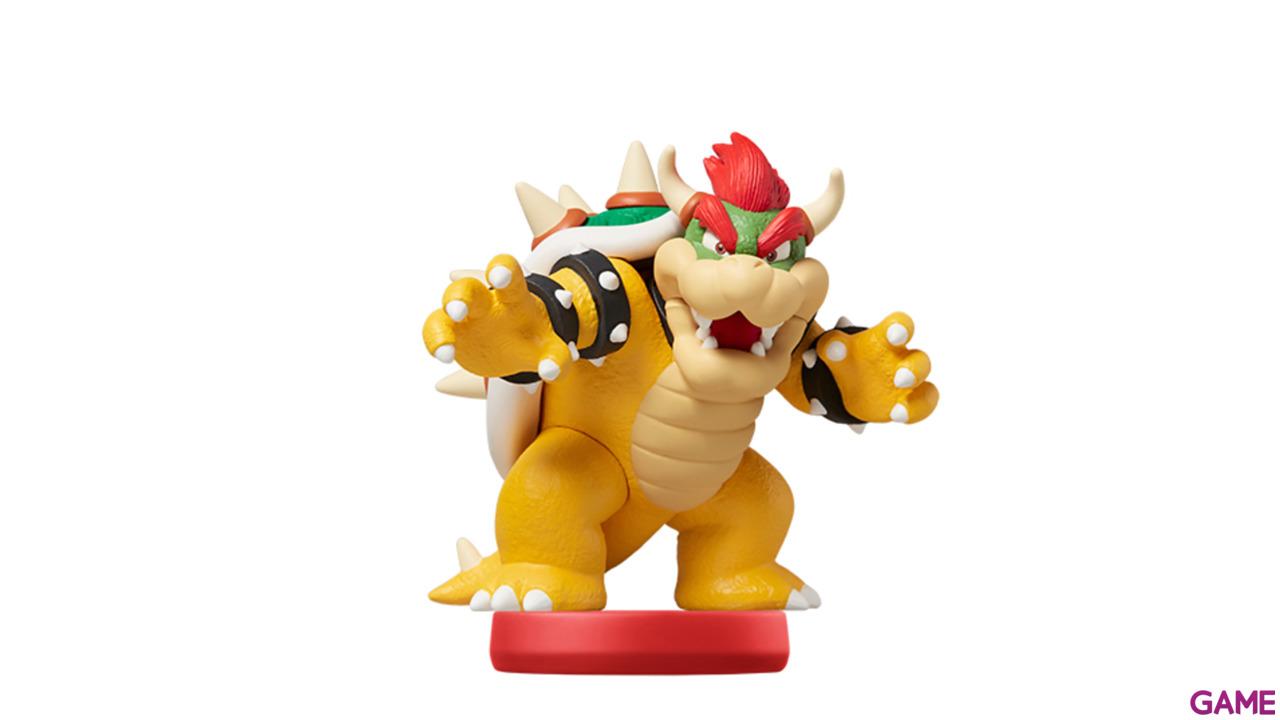 Figura Amiibo Bowser - Coleccion Super Mario