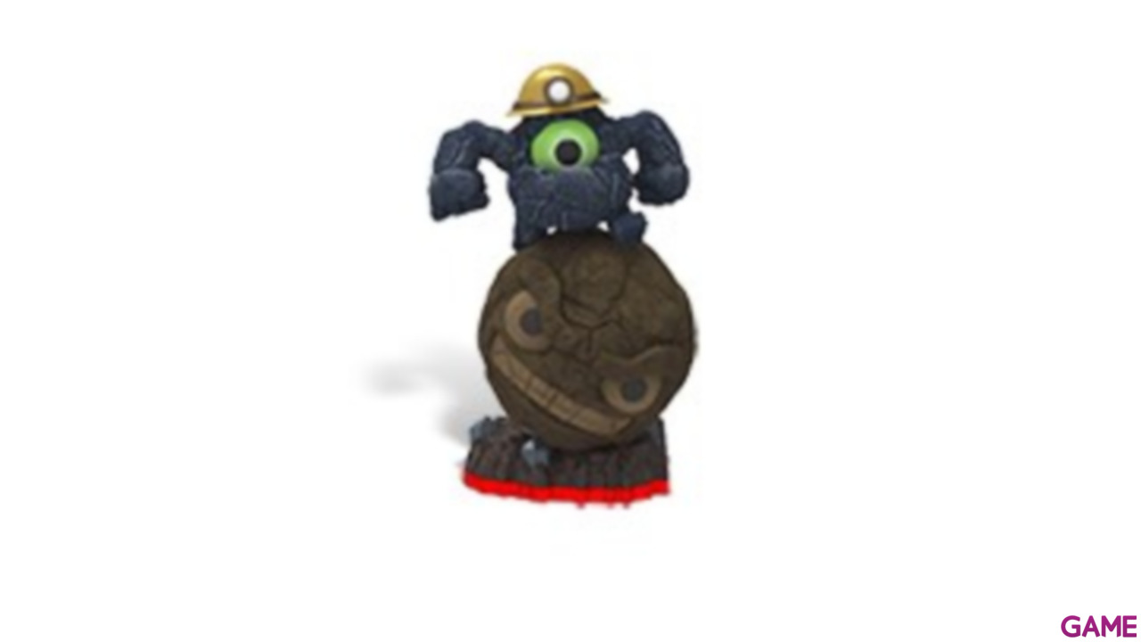 Figura Skylanders Trap Team: Rocky Roll