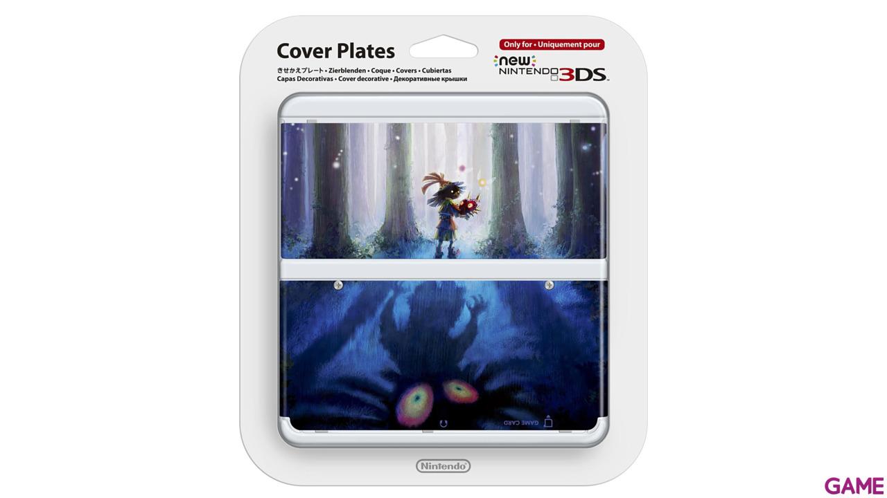 New 3DS Carcasa: Zelda SkullKid