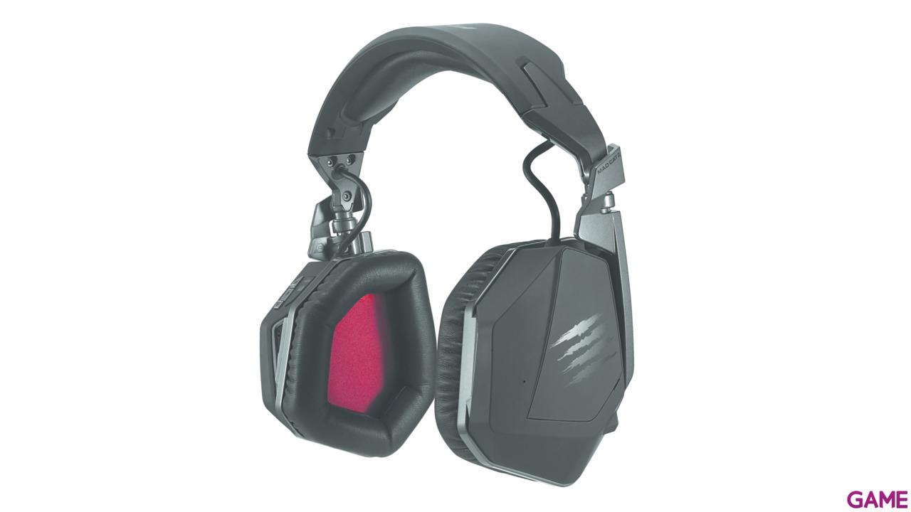 MadCatz F.R.E.Q.9 Wireless Negros