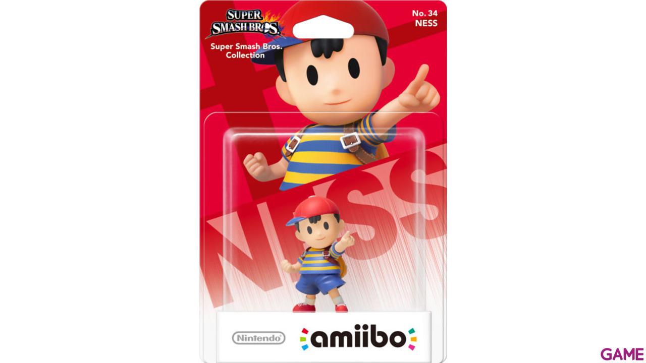 Figura Amiibo Smash Ness