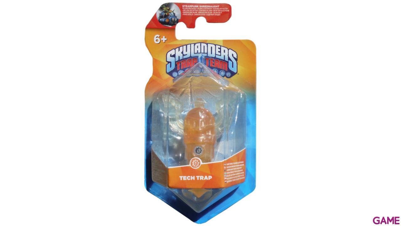 Skylanders Trampa: Elemento Tecnologia Punk Shrednaught