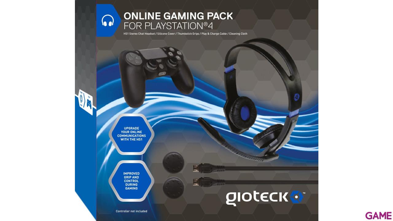 Online Gaming Pack Gioteck