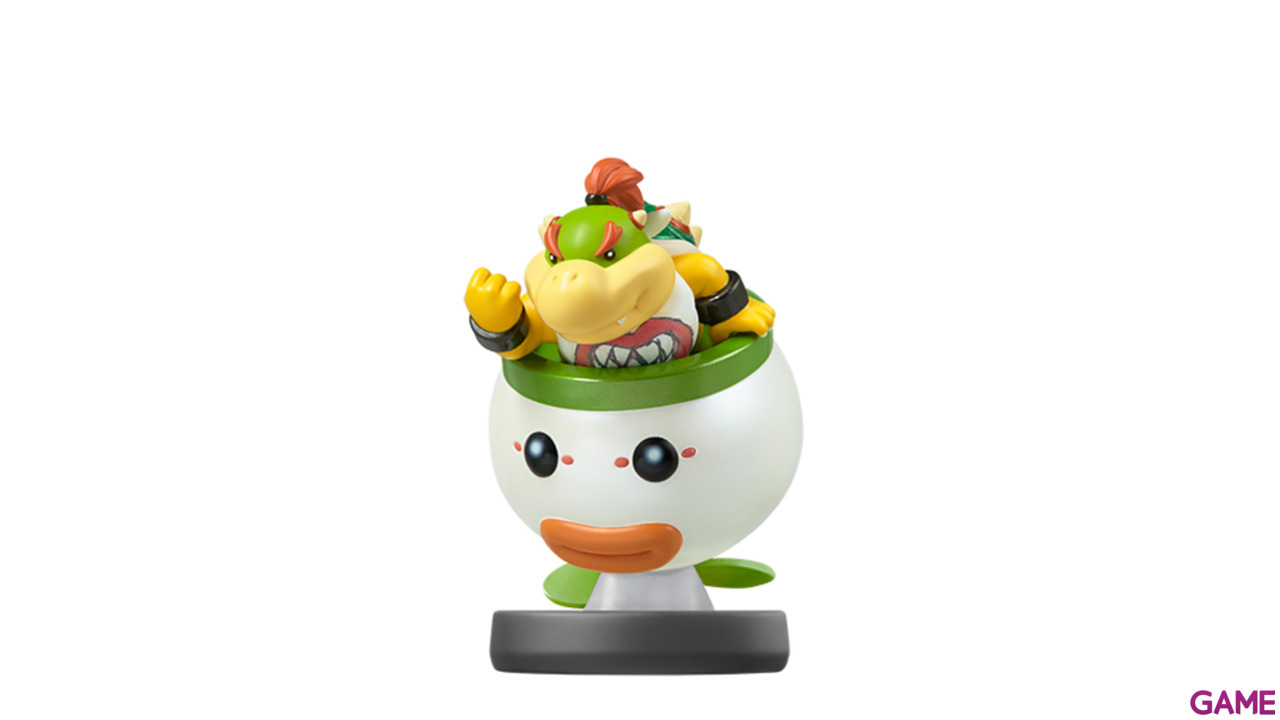 Figura Amiibo Smash Bowser Jr.