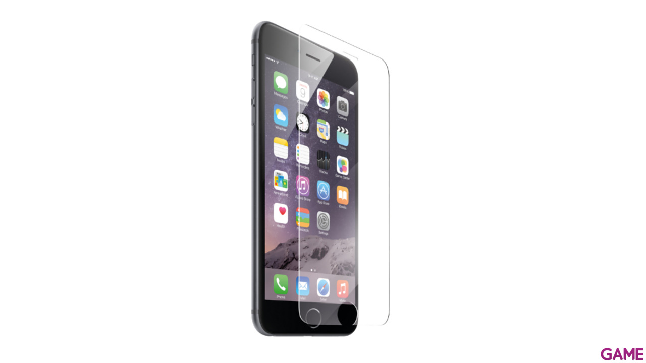 Protector Cristal Templado para iPhone 6 Trust