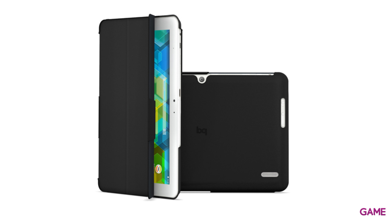 Funda Tablet BQ Edison 3 Black Duo