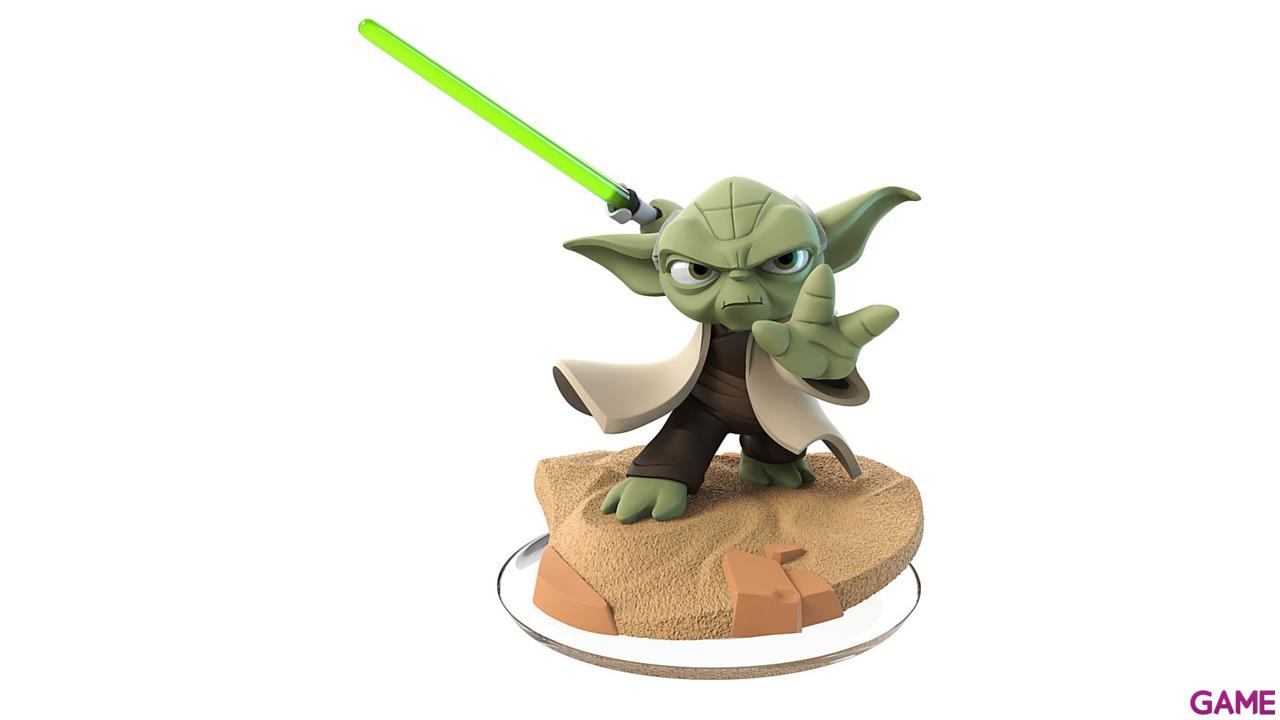 Disney Infinity 3.0 Star Wars Figura Yoda