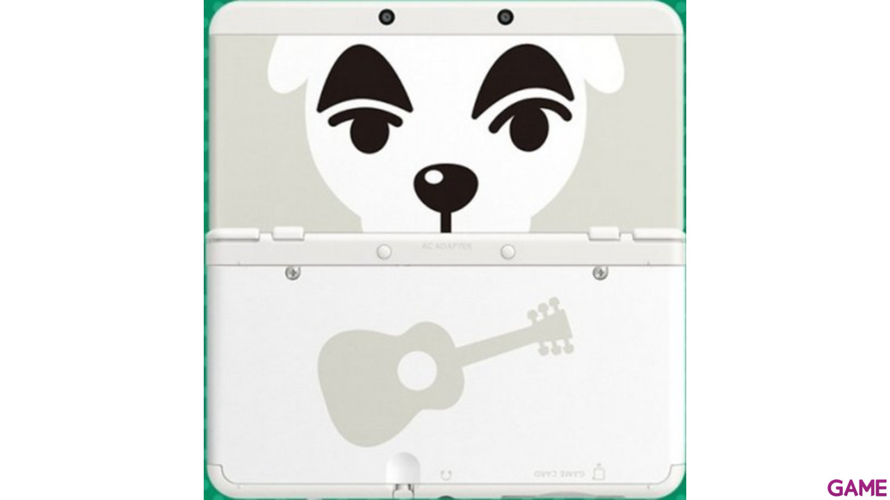 New 3DS Carcasa: Animal Crossing New Leaf Totakeke