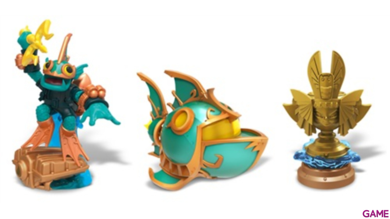 Pack Skylanders Superchargers Racing Pack Sea