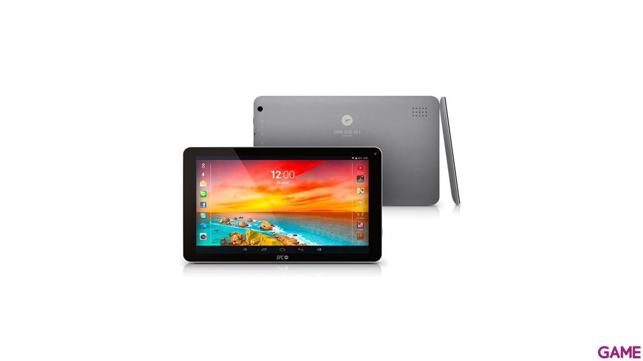 "Tablet SPC Dark Glee 10.1"" Octa Core 1Gb+8Gb"