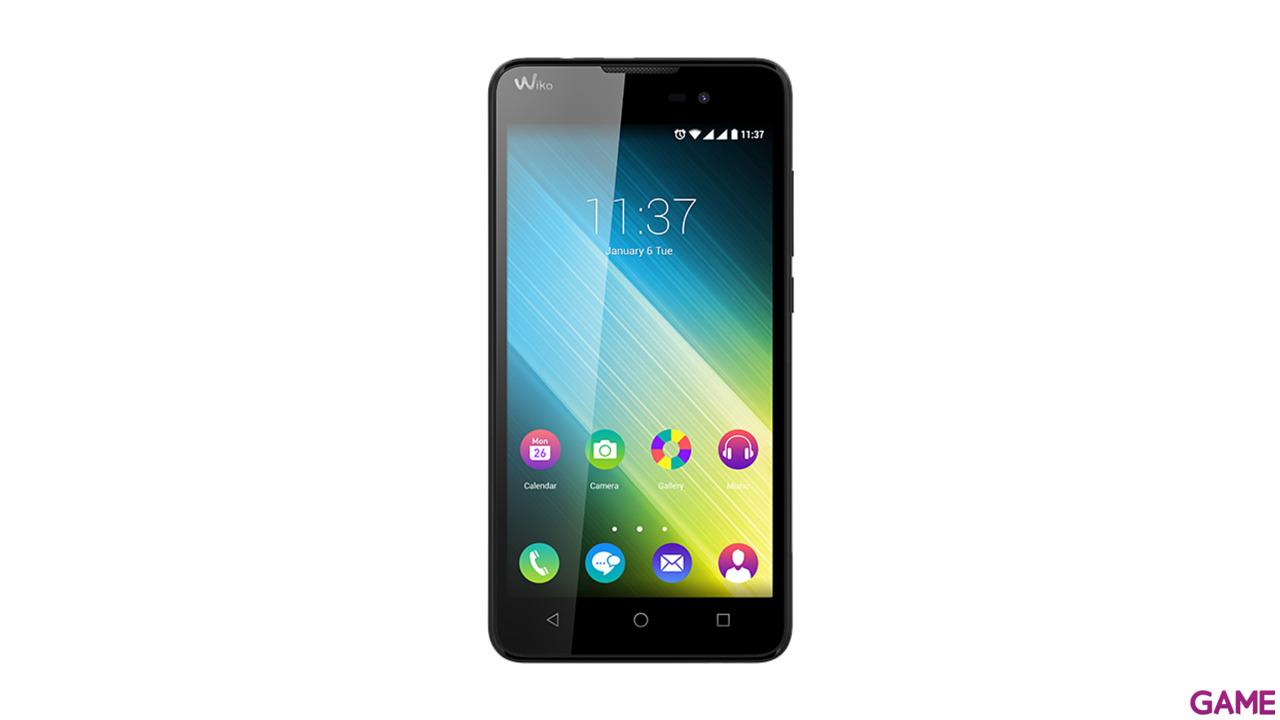 """Smartphone Wiko Lenny2 5"""" Quad Core 1Gb+8Gb Negro"""