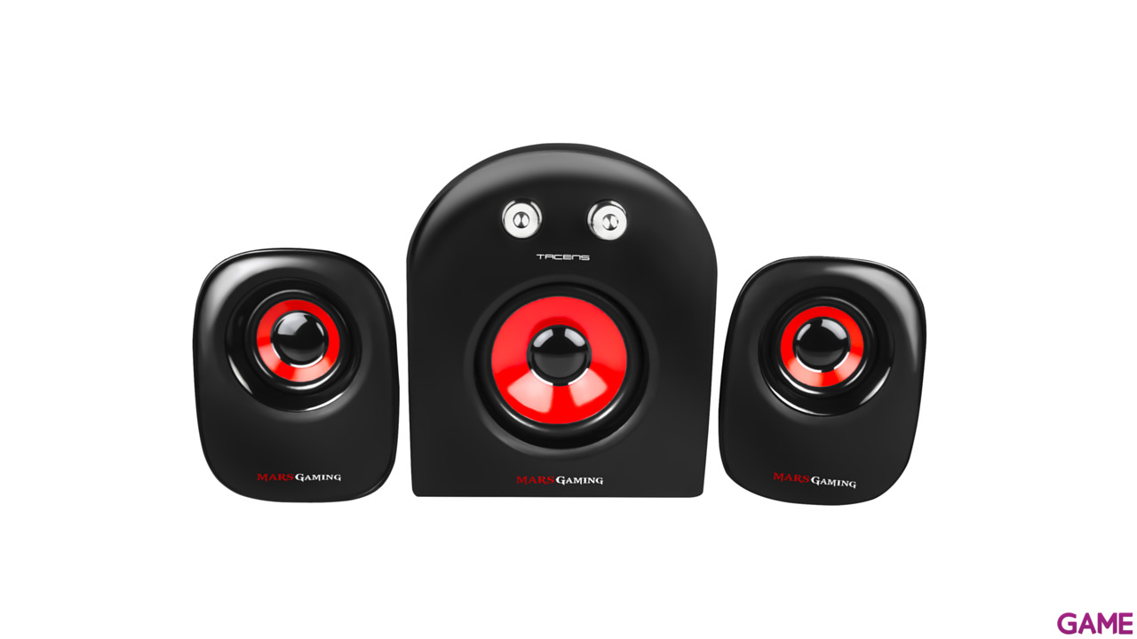 Mars Gaming Ms2 Speakers