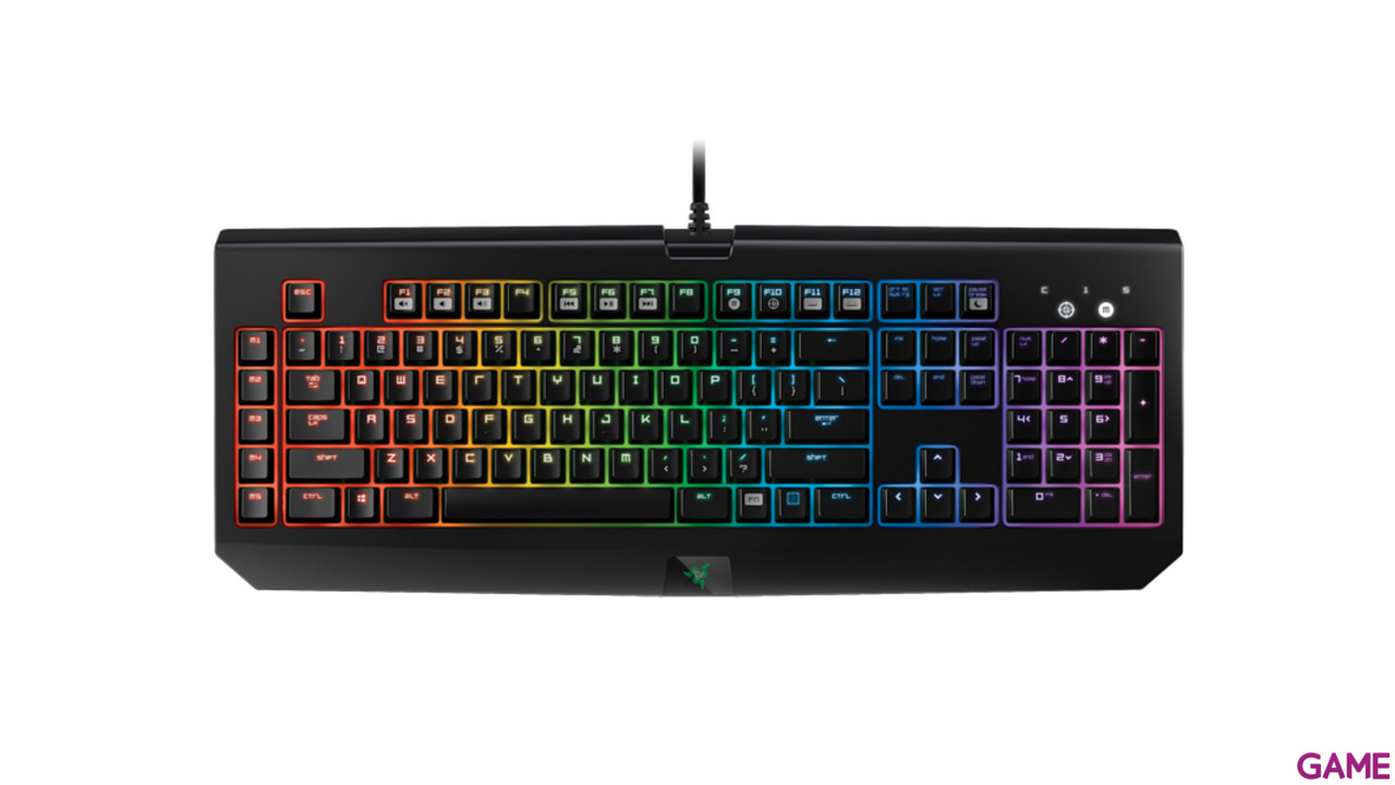 Razer Blackwidow Chroma Mecanico ES