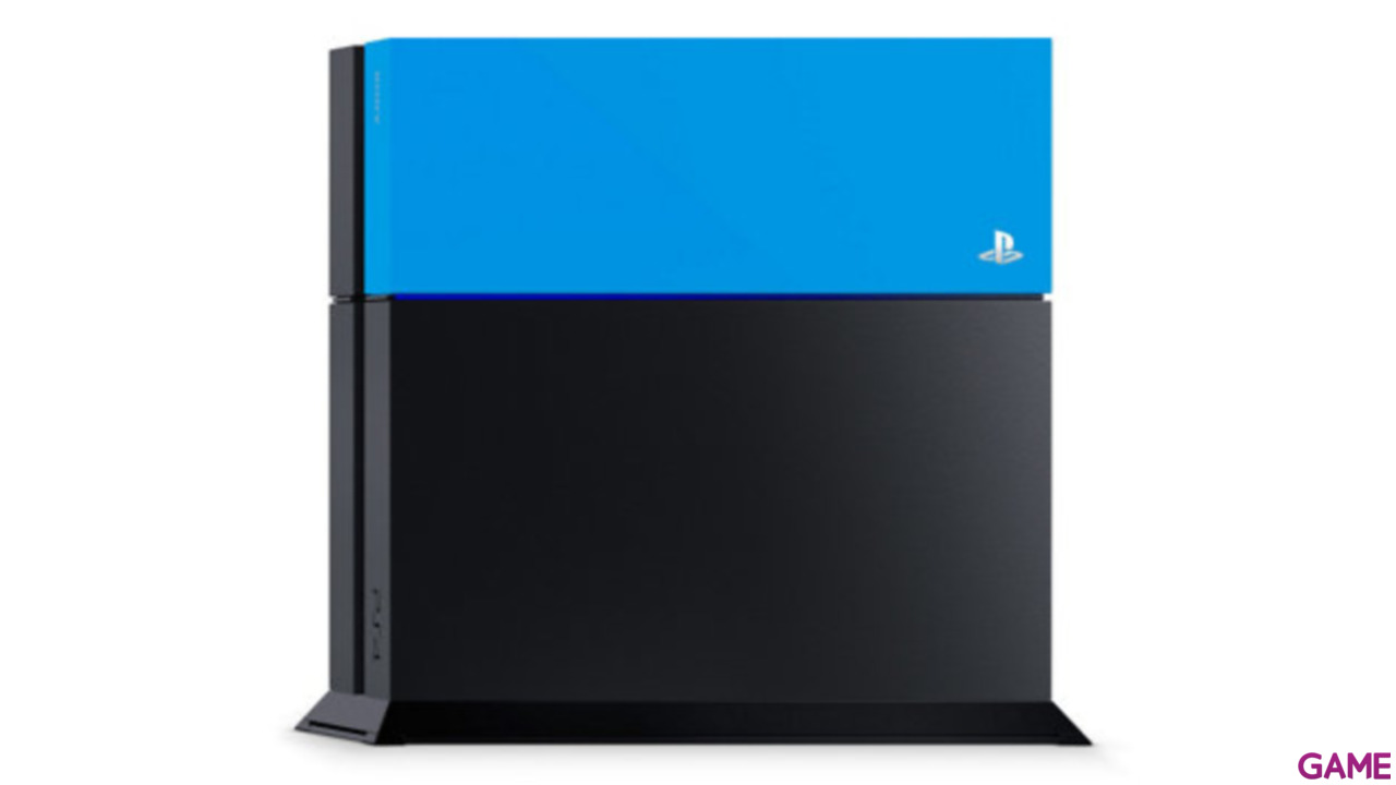 Carcasa HDD Cover Azul