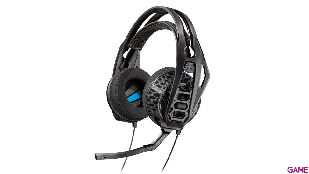 Plantronics Rig 500E 7.1 Negro PC-PS4-XONE-SWITCH-MOVIL