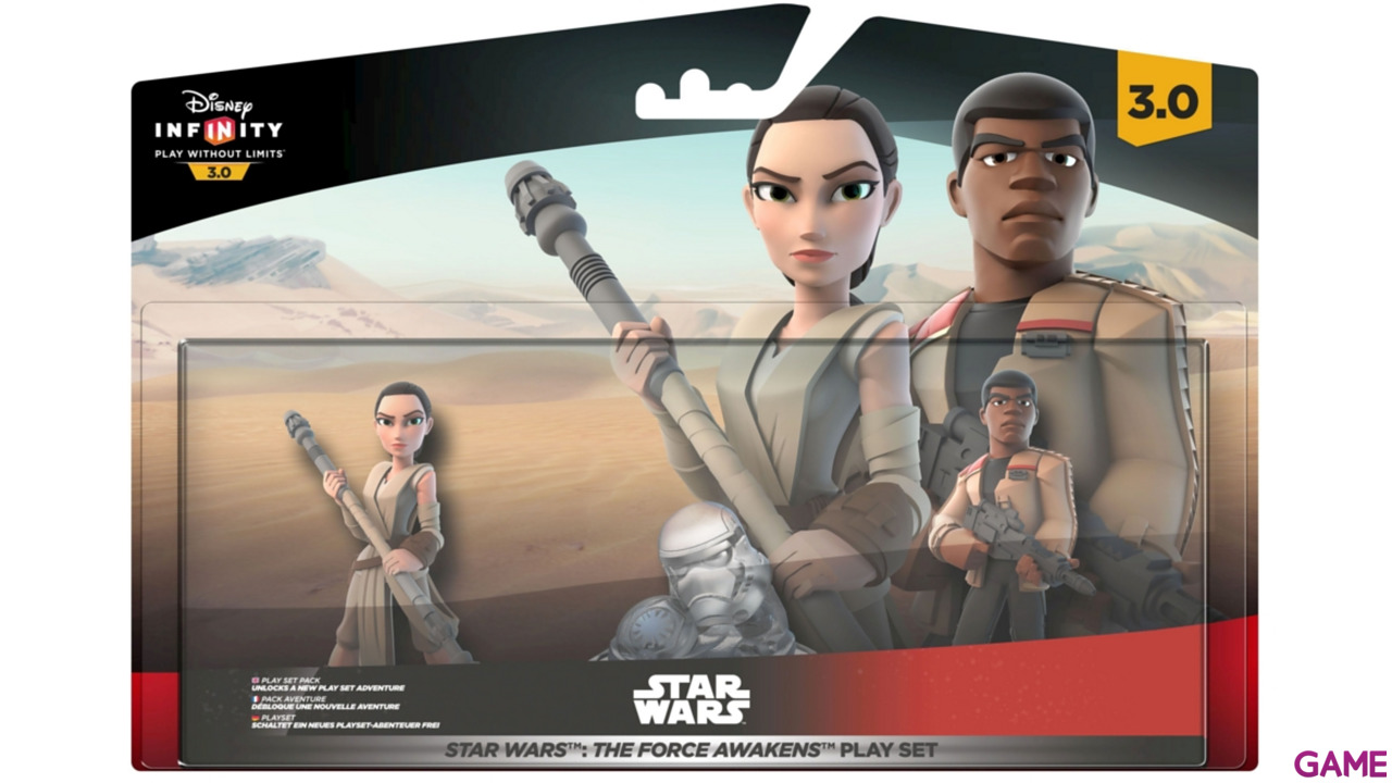 Disney Infinity 3.0 Star Wars PlaySet Episodio VII Force Awakens