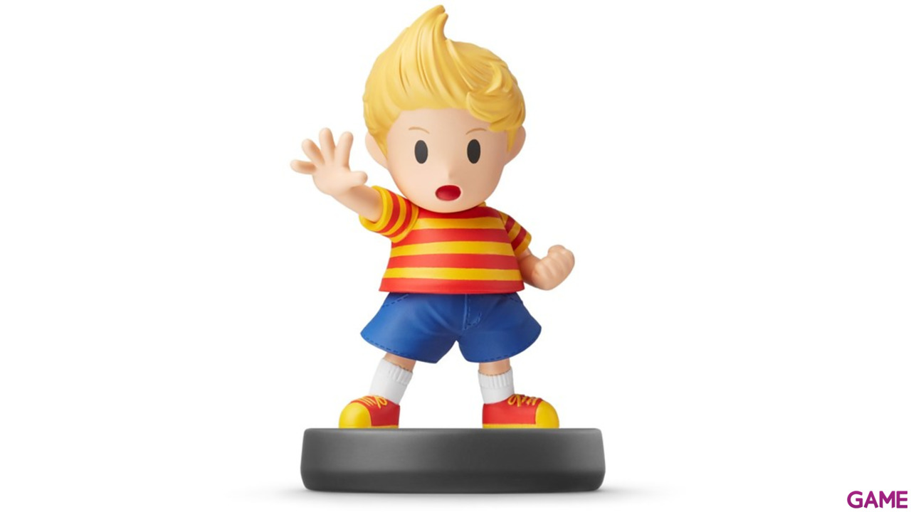 Figura Amiibo Smash Lucas