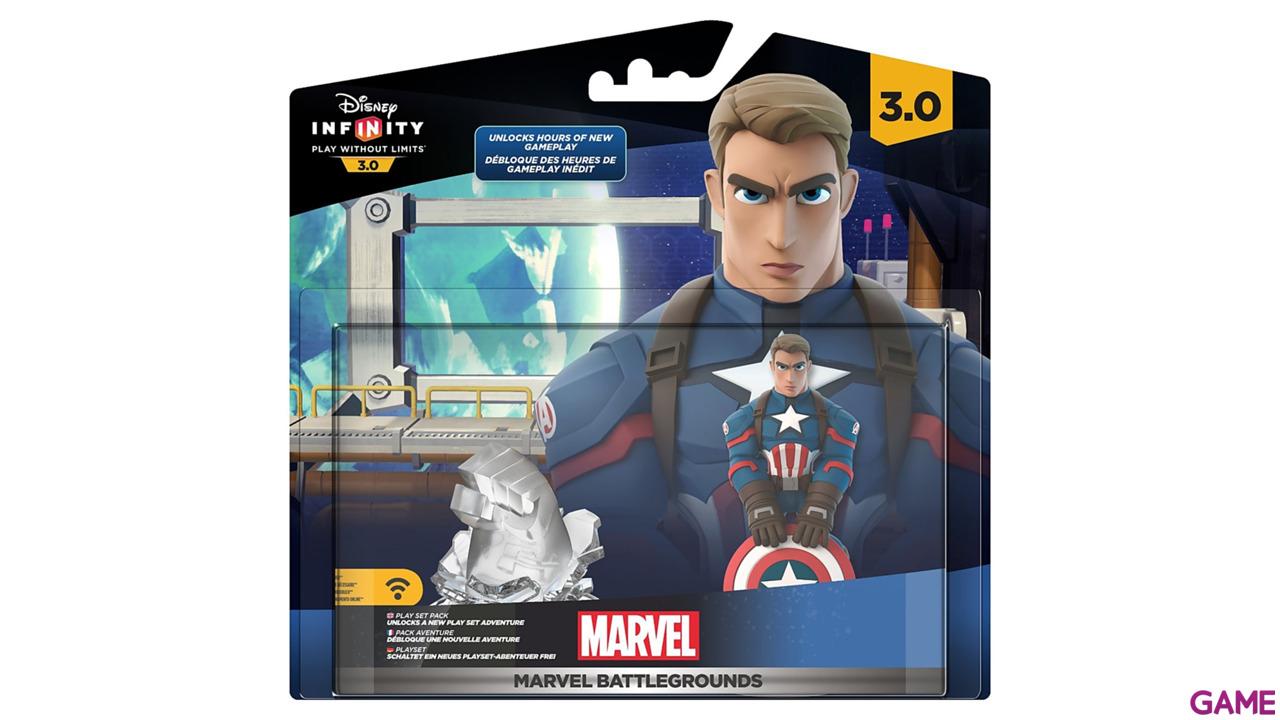 Disney Infinity 3.0 Marvel Playset Battlegrounds