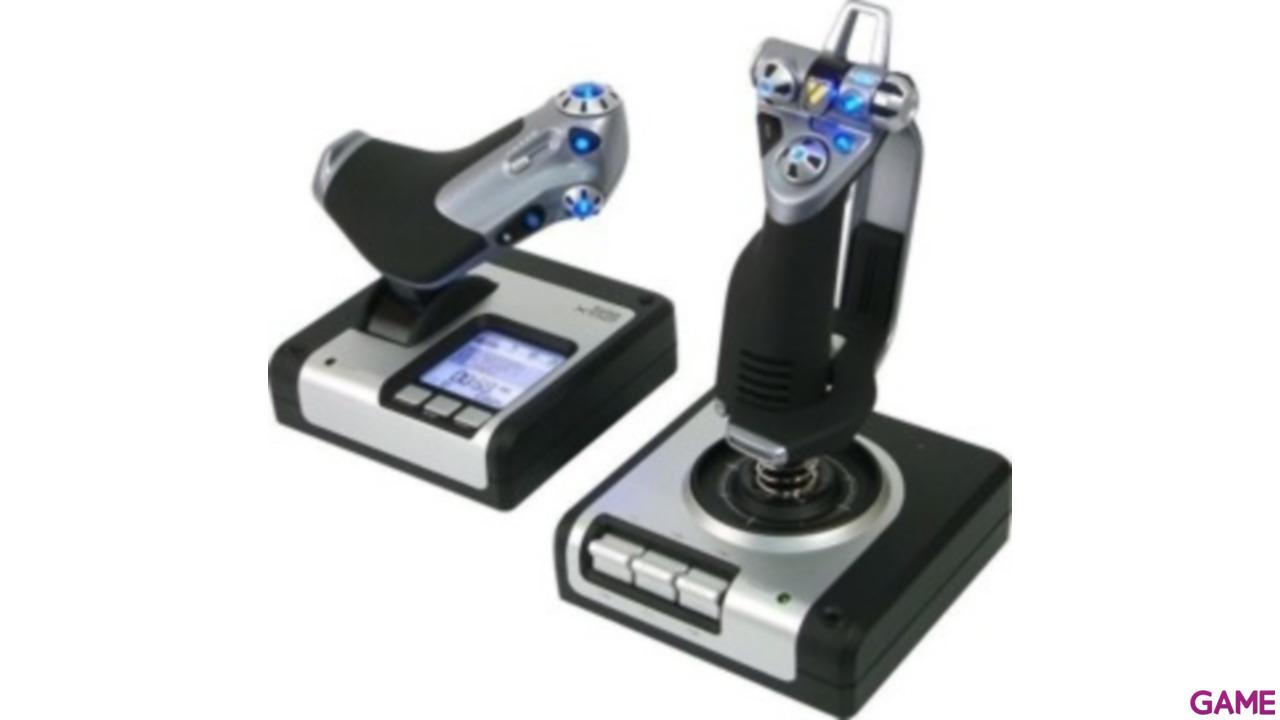 Saitek X52 Hotas Joystick
