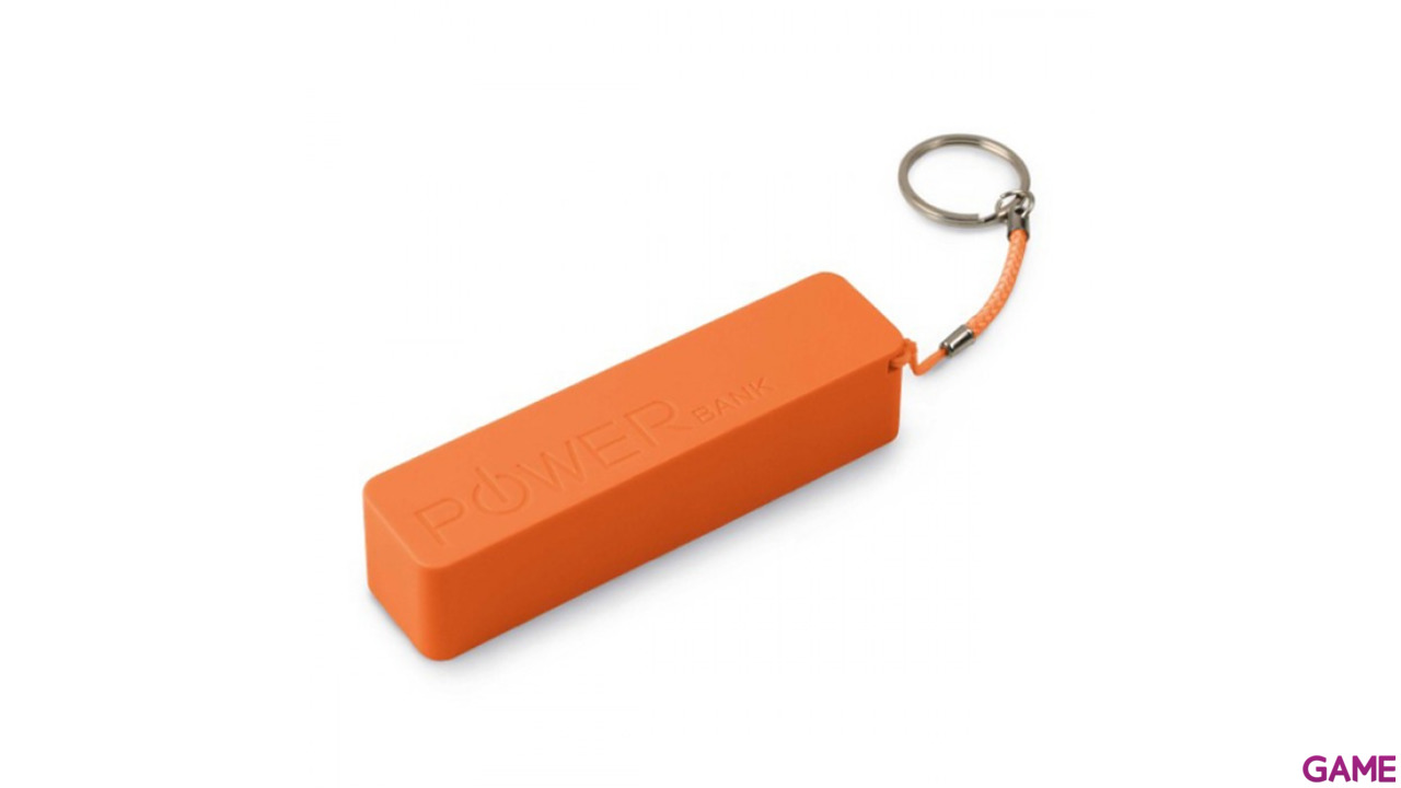 Powerbank L-Link 2600 Ll-Am-105 Naranja