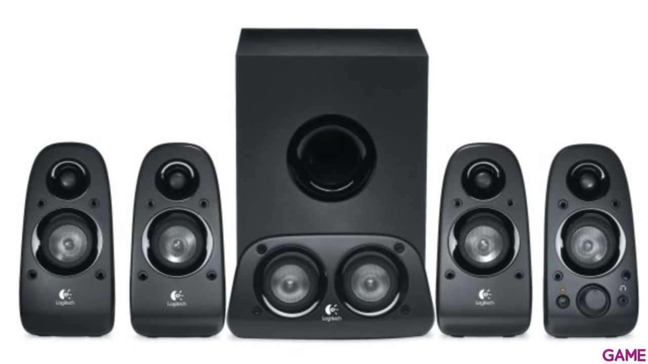 ALTAVOCES LOGITECH Z506 5.1 SURROUND SYSTEM