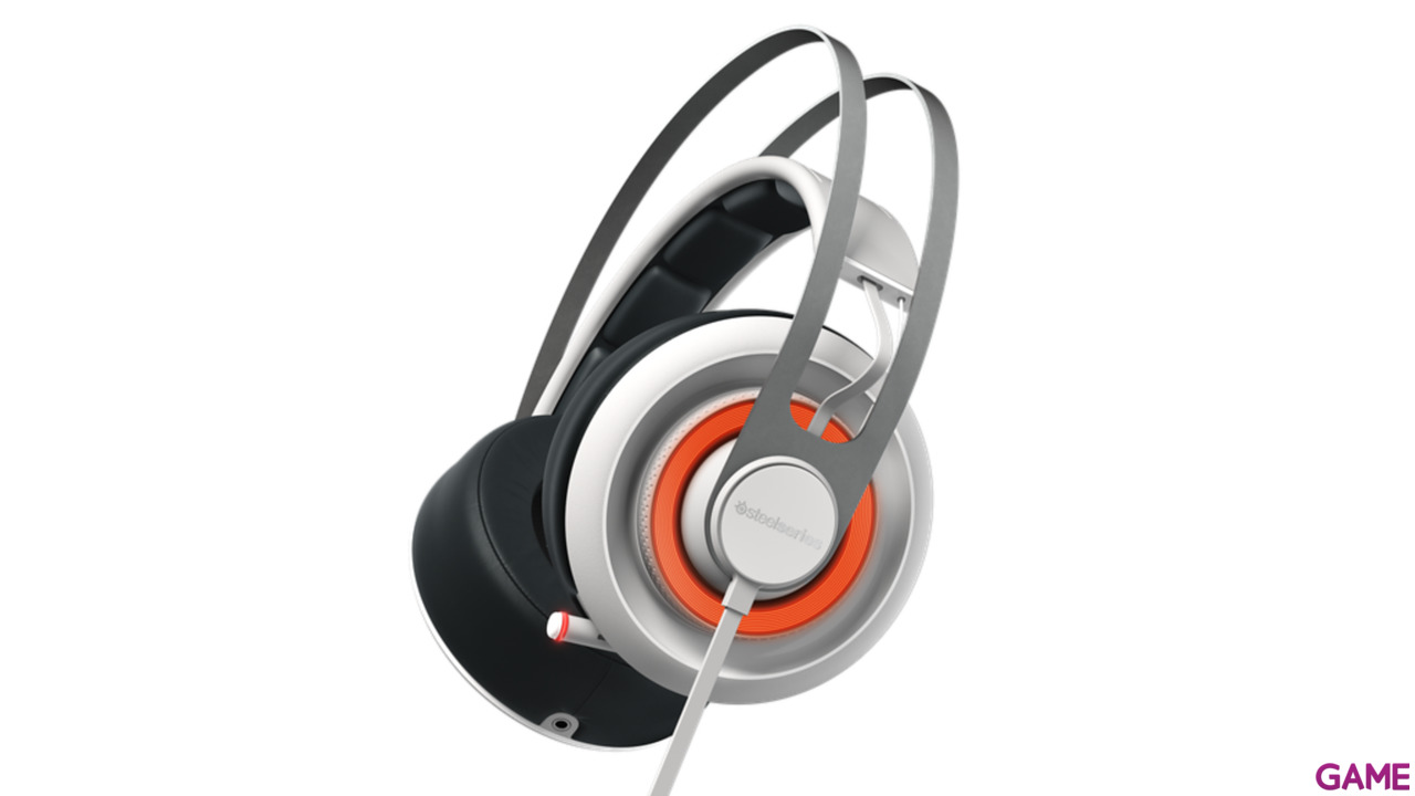 Steel Series Siberia 650 Blanco