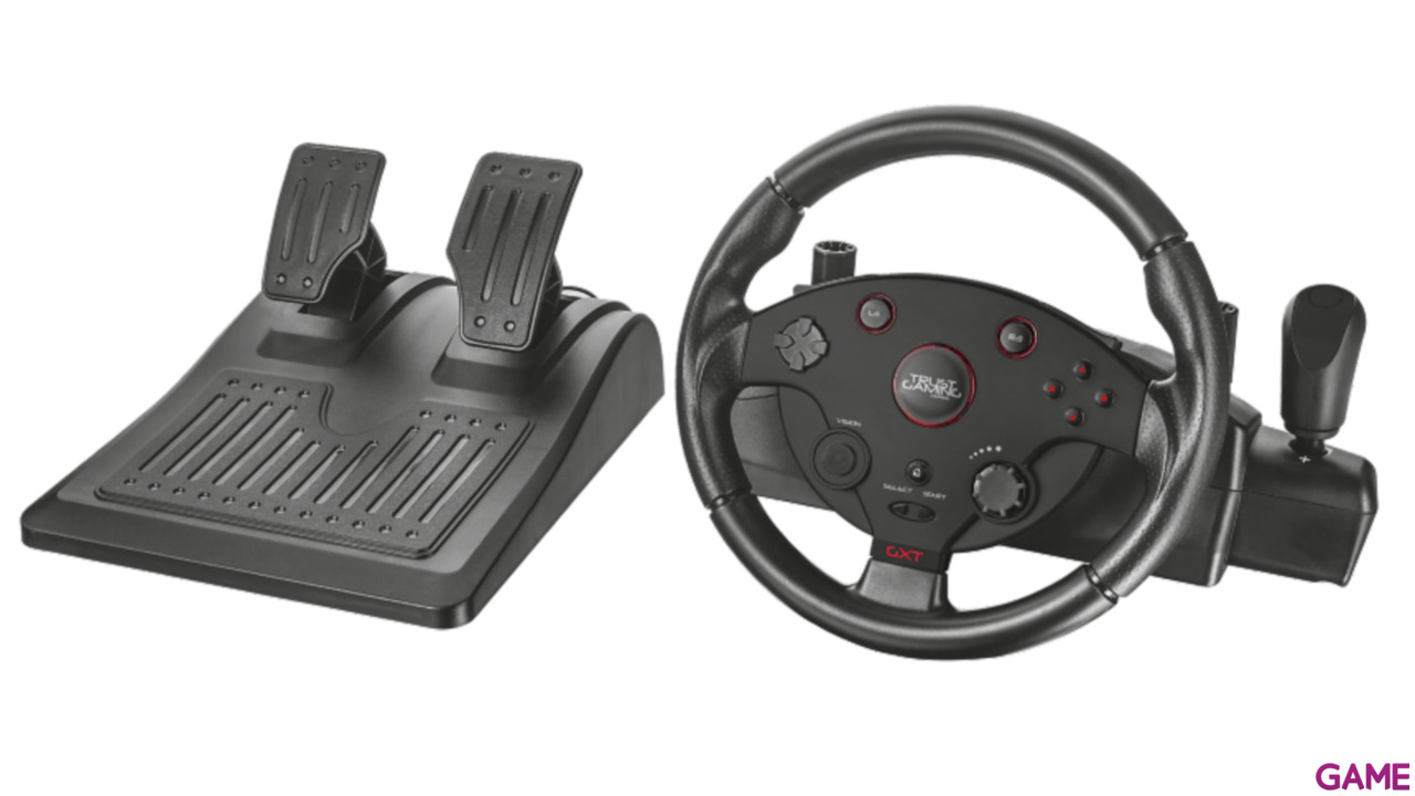 Trust Volante De Competicion Gxt 288 Racing Wheel