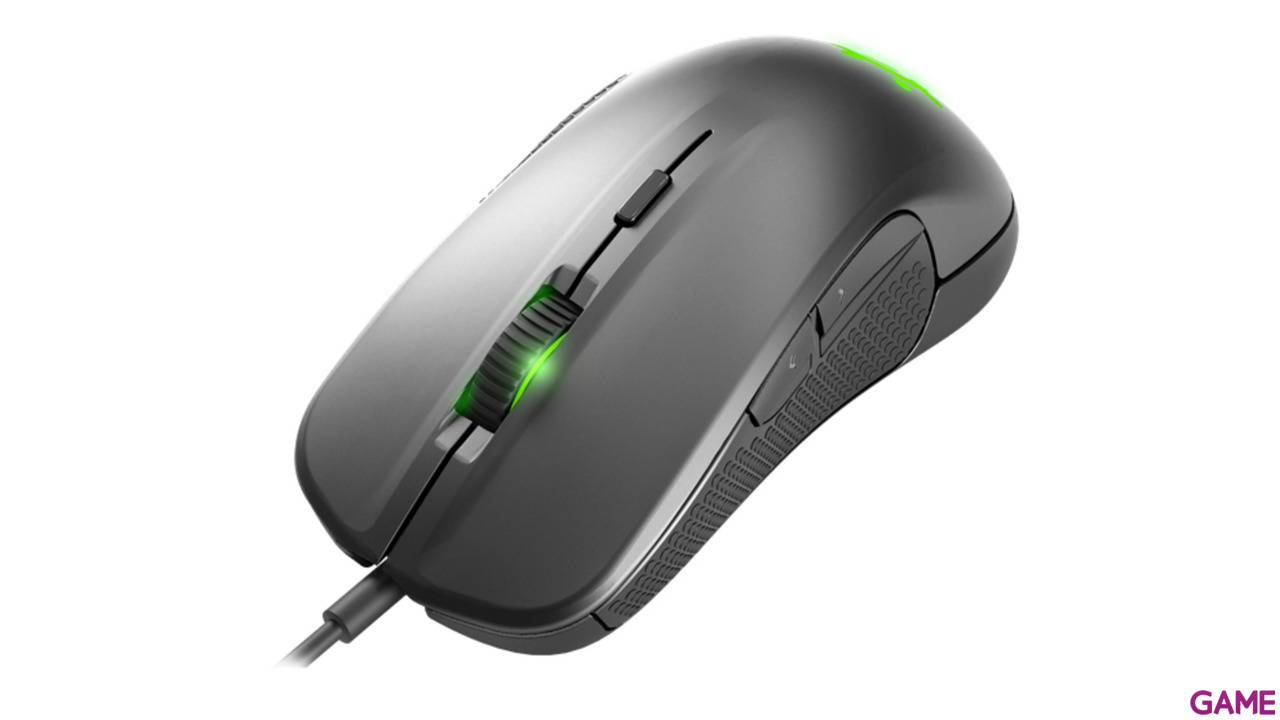 Steel Series Rival 300 Silver