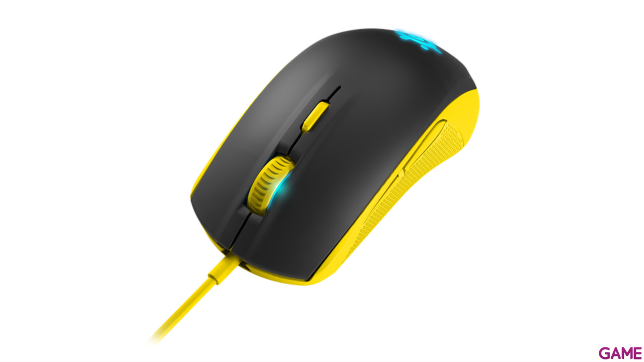 SteelSeries Rival 100 Proton Amarillo