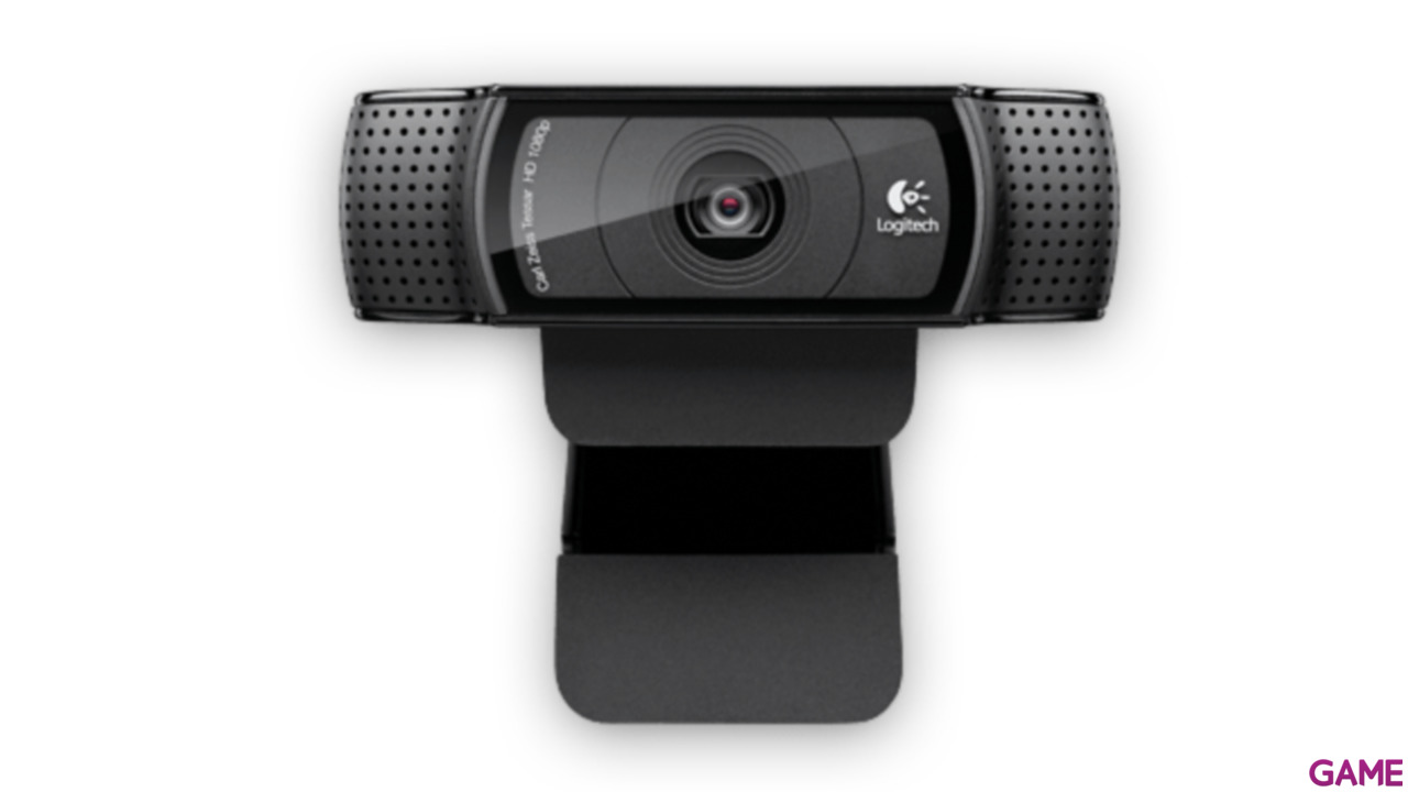 Logitech Hd Webcam C920  960-000767